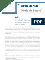 2013_05_Refexão do Mês EVEA_ Patrícia Almeida