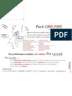 Pack GRH-PME