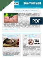 Enlace MinSalud - Dengue