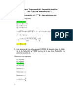 Act 4 Lección evaluativa No. 1 - Algebra, Trigonometria y Geometria Analitica.docx