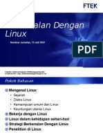 Introduction to Linux (Indonesia Version)