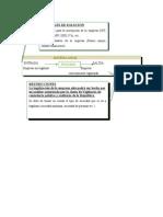 Procedimientos Para Sistema Legal de Una Empresa