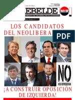 El Rebelde - Mayo de 2013