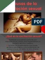 Causas de la excitación sexual