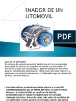 Alternador de Un Automovil