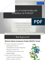 Synthesis of Small Molecule Inhibitors of N-WASP