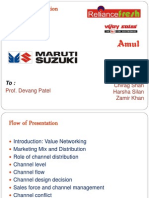 Channel Distribution IMC tool.