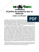 49591734 Borges Jorge Luis El Jardin de Los Senderos Que Se Bifurcan