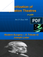 13014265 Sterilization of OT