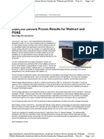 DualCool Delvers Proven Results for Walmart and PG