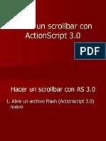 hacer un scrollbar con actionscript3.ppt