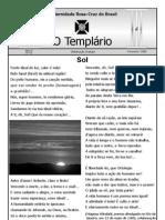 Jornal o Templario Ano3 n10 Fev 2008