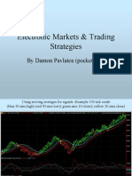 Electronic Markets and Trading Strats-pocketman