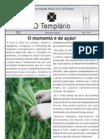 Jornal o Templario Ano6 n48 Abril 2011
