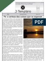 Jornal o Templario Ano6 n49 Maio 2011