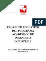 Proyecto Educativo Programa Ingindustrial[1]