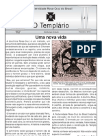Jornal o Templario Ano7 n58 Fevereiro 2012