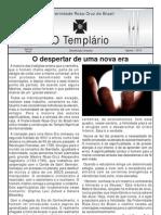 Jornal o Templario Ano7 n64 Agosto 2012