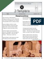 Jornal o Templario Ano7 n68 Dezembro 2012