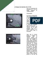 Philips Puesta a Tiempo Mecanismo de 3 CDs