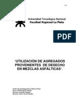 Tesis2006 Lisandro Sagasti Agregados Provenientes de Desecho en Mezclas Asfalticas