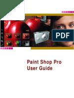 PaintShopPro User Guide