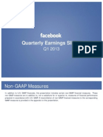 FB Q1 2013 earnings slides