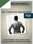 17 Exercices sans Matériel