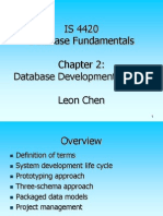 database fundamental