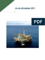 Relatório de Atividades 2011-pt
