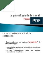 La Genealog a de La Moral Friedrich Nietzsche