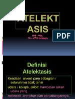 ATELEKTASIS 2003