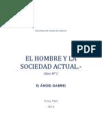 EL HOMBRE Y LA SOCIEDAD ACTUAL, Libro N° 2