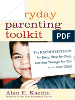 EverydThe Everyday Parenting Toolkit by Dr. Alan Kazdin - Chapter One