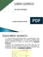 Equilibrio Quimico Pizarro