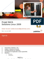 2009-04-01 Sol Linux 2009 - NACA -Didier Durand