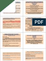 Procedimientos tributarios. y revisión en materia tributaria