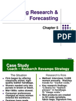 #7 Marketing Research Ch.5