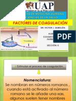 FACTORES DE COAGULACIÓN.pptx