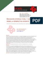 Educacion Intercultural en El Aula LEIVA