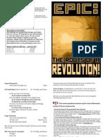 Bulletin for April 28, 2013