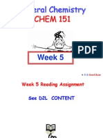Lecture 5 - Chem