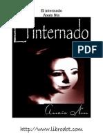 El Internado, Anais Nin