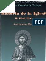138511668 Historia de La Iglesia II Edad Media Sanchez Herrero