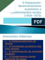 Tema 16.-II o Franquismo (1959-1975)
