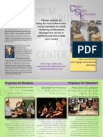 centerspaceeducationbrochure