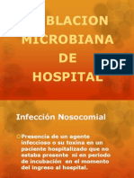 Poblacion Microbiana Hospitales Si