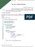 Ler Dados Do Teclado Com a Classe Scanner _ Programando Com Java