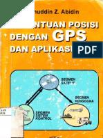 1046_Penentuan Posisi Dengan GPS Dan Aplikasinya