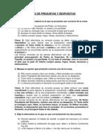 BANCO DE PREGUNTAS -  (USO DE LOS SIGNOS DE PUNTUACIÓN)